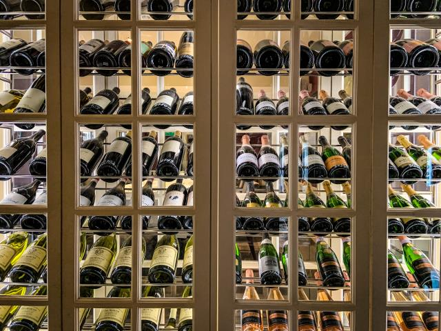 Humidity is another crucial factor to consider, as if the cellar is too dry, the corks will definitely start to dry out and sometimes crackle, which releases oxygen into the bottle.