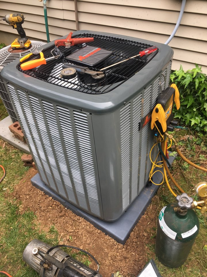 Lexington, KY - Trying to sell your house but you need a new ac? We're the guys for the job!