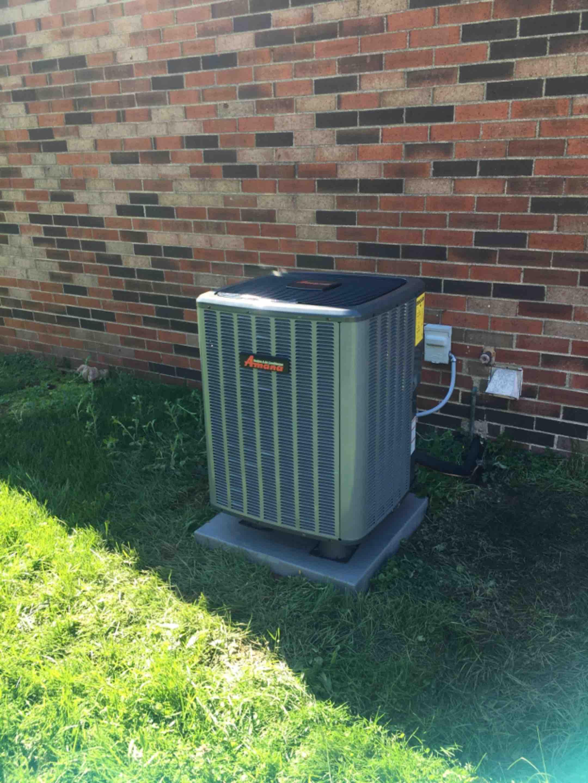 Lexington, KY - New heat pump installed!