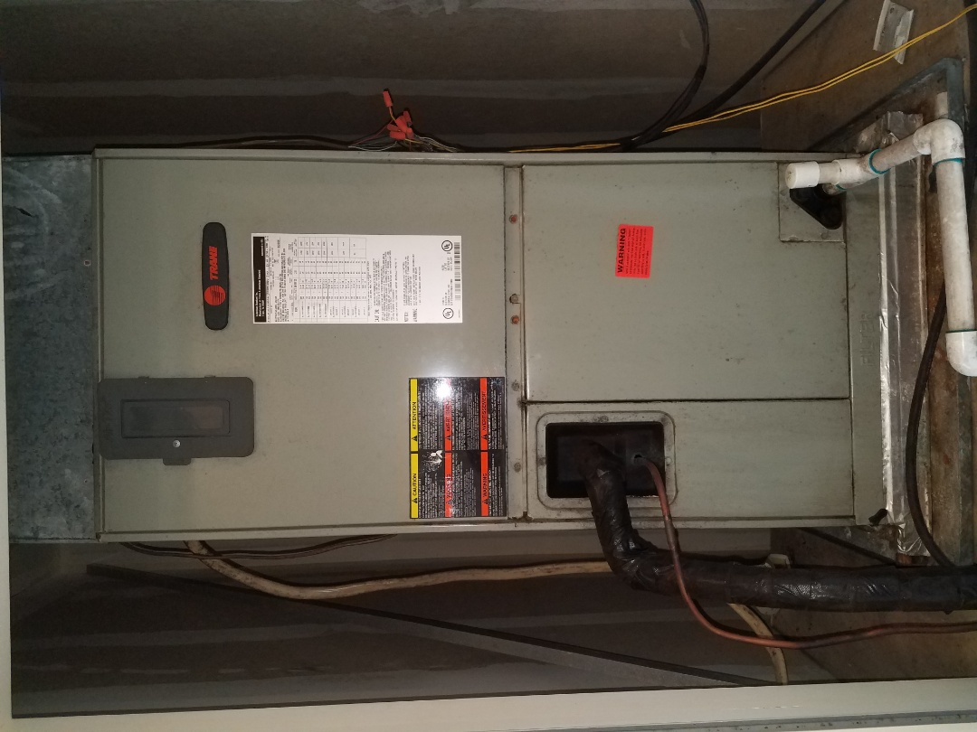 Gray, LA - Trane heat pump not heating or Cooling