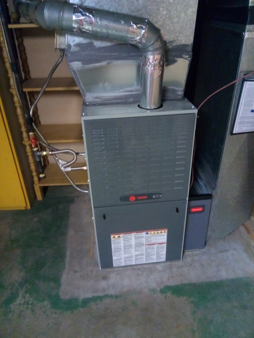 Greeley, CO - Install trane two stage 80% furnace in Greeley