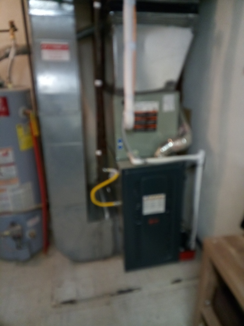 La Salle, CO - Install trane furnace and AC in LaSalle