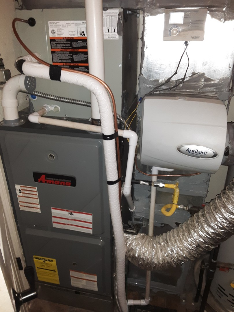 Greeley, CO - Install trane single stage ac in evans