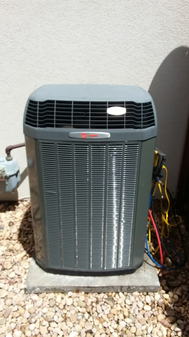 Greeley, CO - Service Trane variable speed AC
