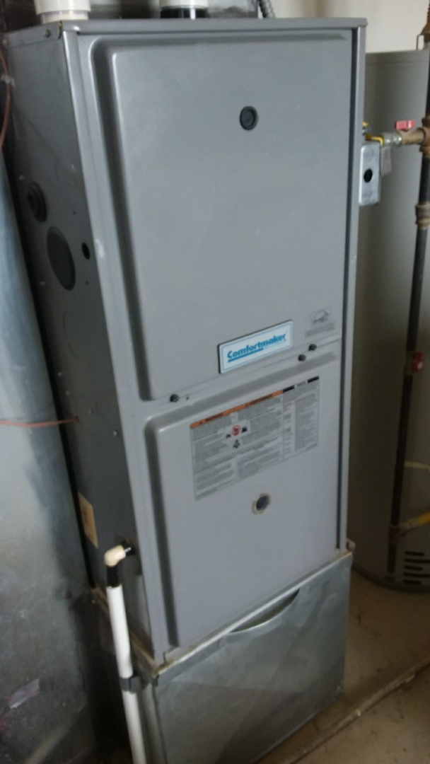 Fort Collins, CO - Replace thermostat an blower motor in Fort Collins