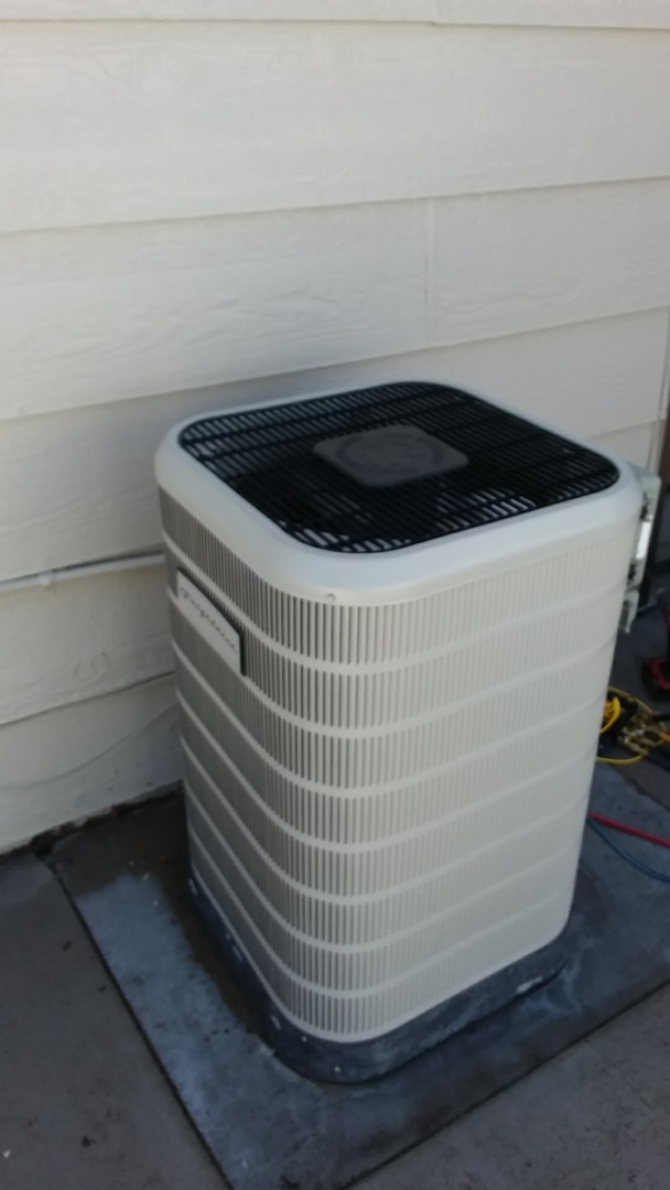 Loveland, CO - Clean and service furnace and AC in Loveland