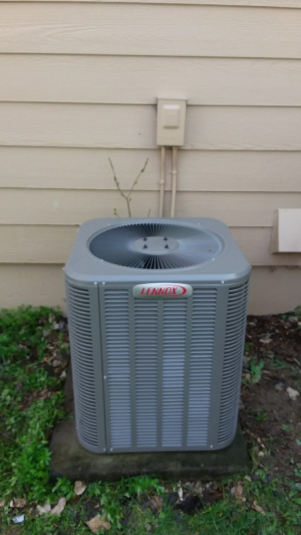 Fort Collins, CO - Spring tune up performed on Lennox AC