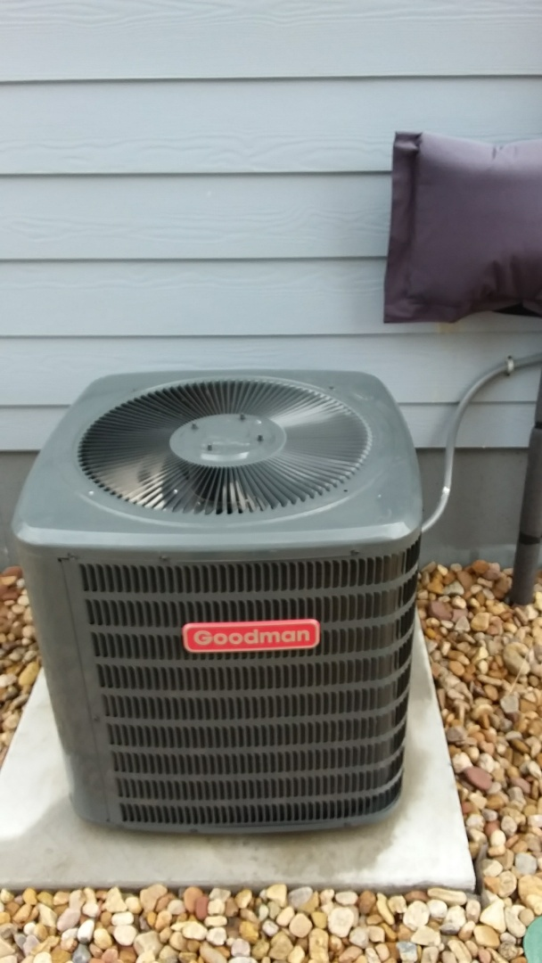 Greeley, CO - AC tune up performed on Goodman AC