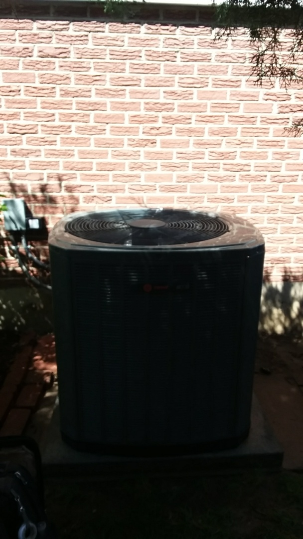 Greeley, CO - Annual AC tune up  performed. Surge protectiokn installed on aC