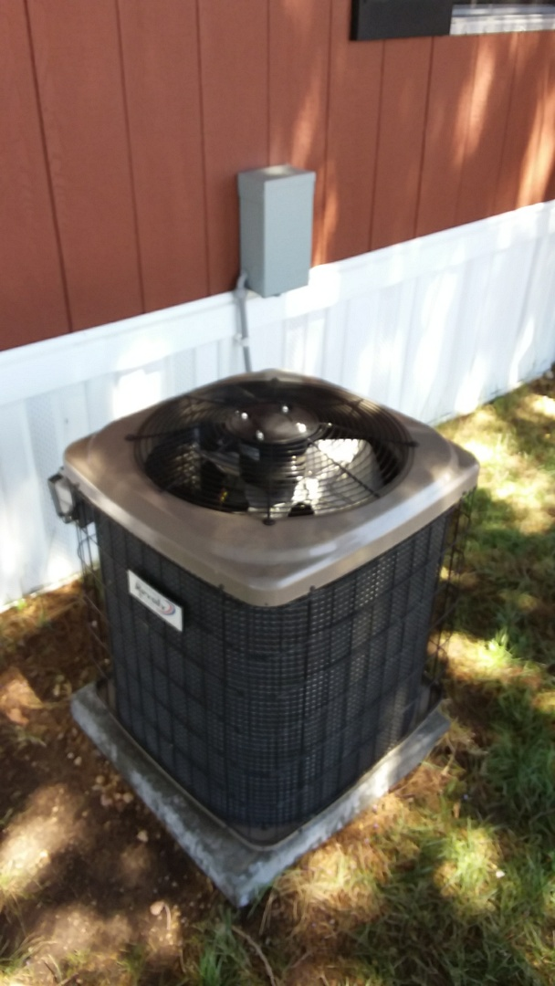 Greeley, CO - Annual AC tune up performed on Revolv equipment.