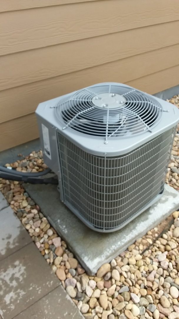 Timnath, CO - AC tune up performed on Bryant AC