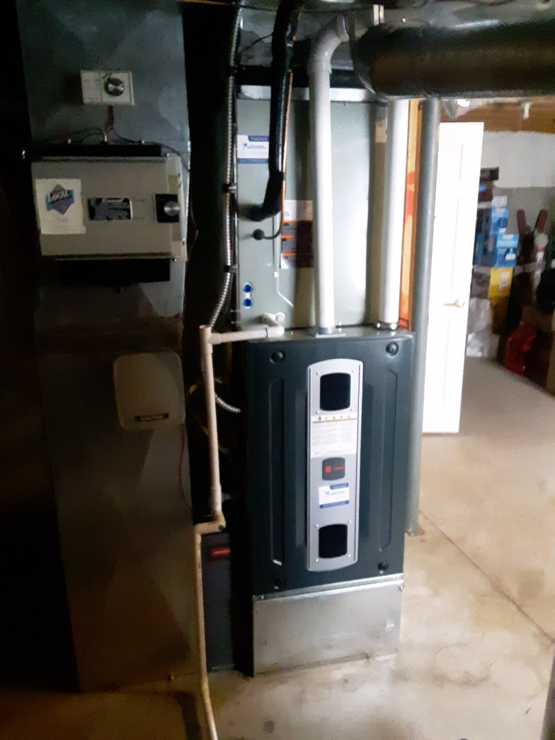 Greeley, CO - Install Trane variable speed 2 stage furnace and train 2 stage AC in Greeley