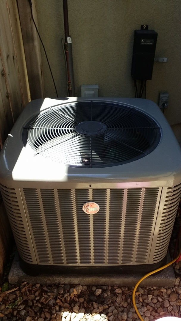 Fort Collins, CO - Service rheem AC in fort collins.