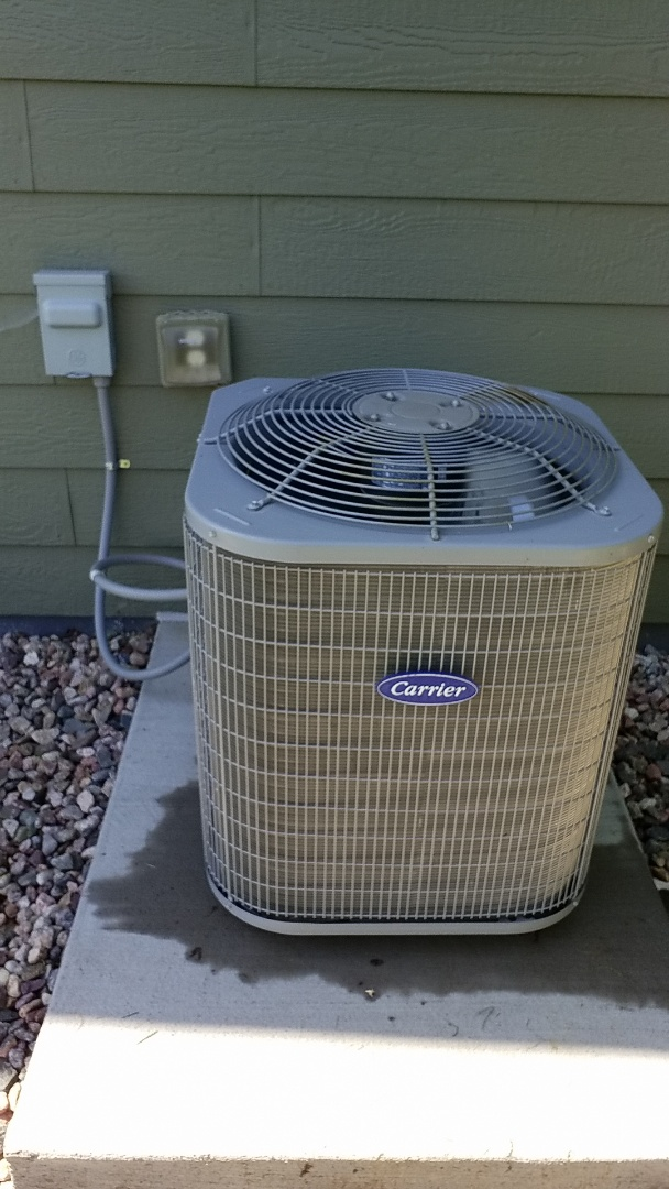 Pierce, CO - Clean and check o  carrier AC