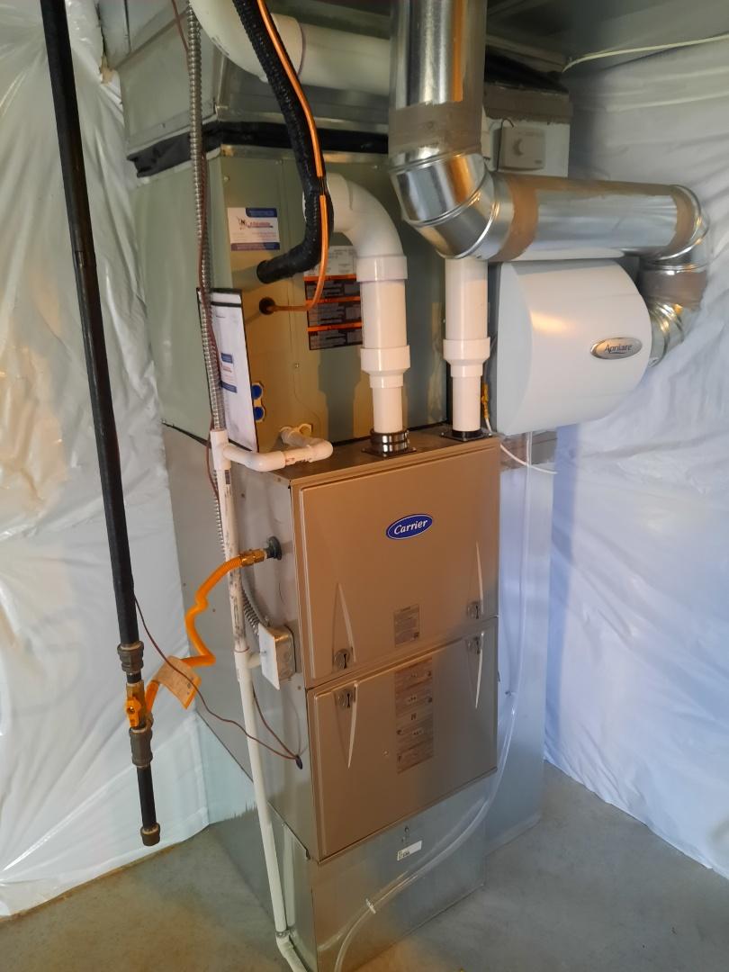 Loveland, CO - install Trane AC in Loveland