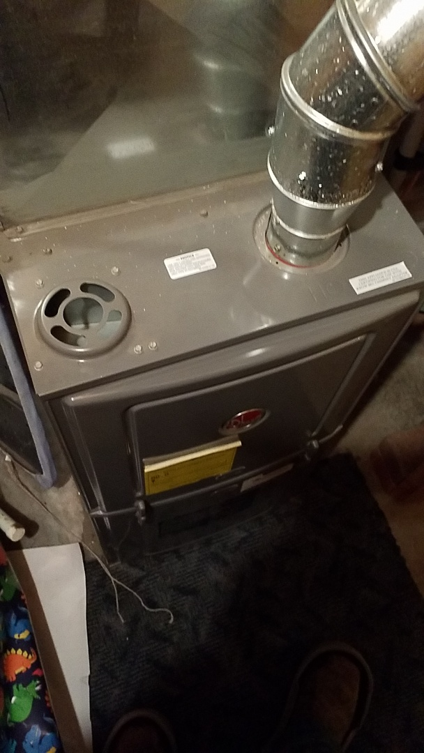 Evans, CO - Furnace tune up on rheem furnace