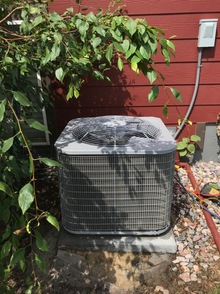 Johnstown, CO - Tune up performed on carrier AC