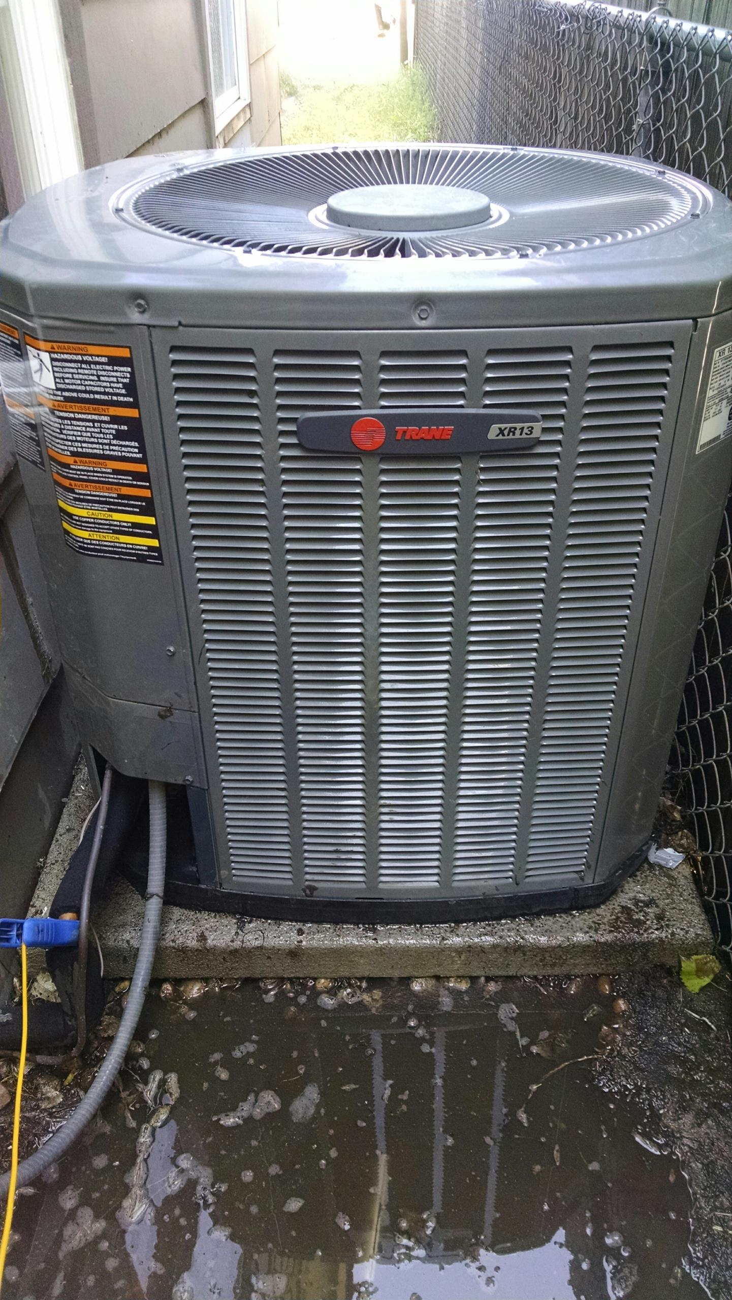 La Salle, CO - Maintenance Trane AC service