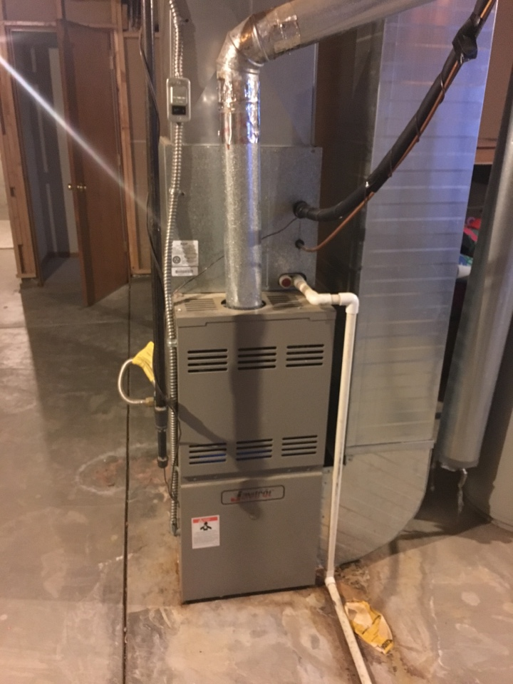 Milliken, CO - Janitrol furnace repair and estimate for replacement.