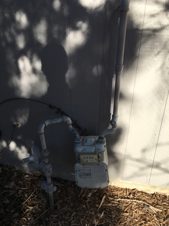 Laporte, CO - Gas valve repair on Trane furnace.Gas meter faulty.