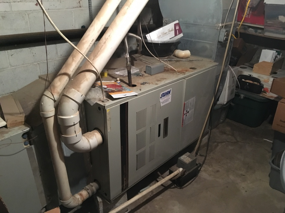 Ault, CO - Trane furnace and AC replacement. Tempstar HVAC equipment. Free estimate. Bid to replace.