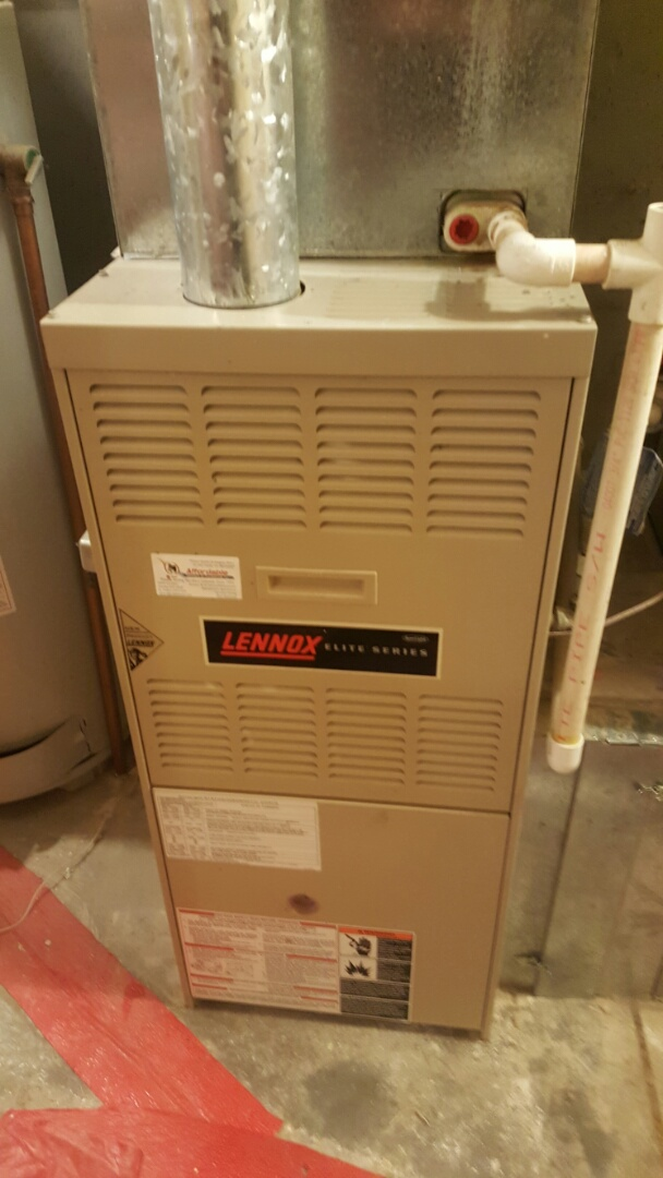 Windsor, CO - Lennox furnace. Service and repair. Clean and check
