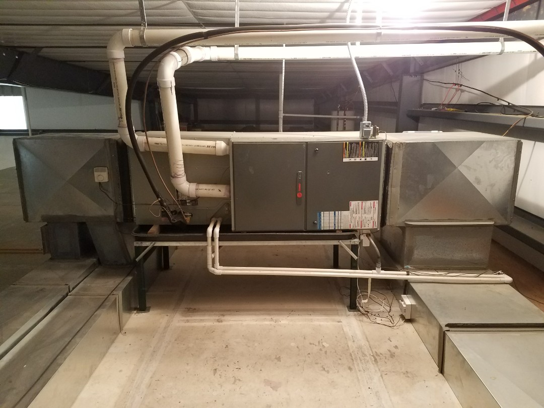 Ault, CO - Replace Trane furnace