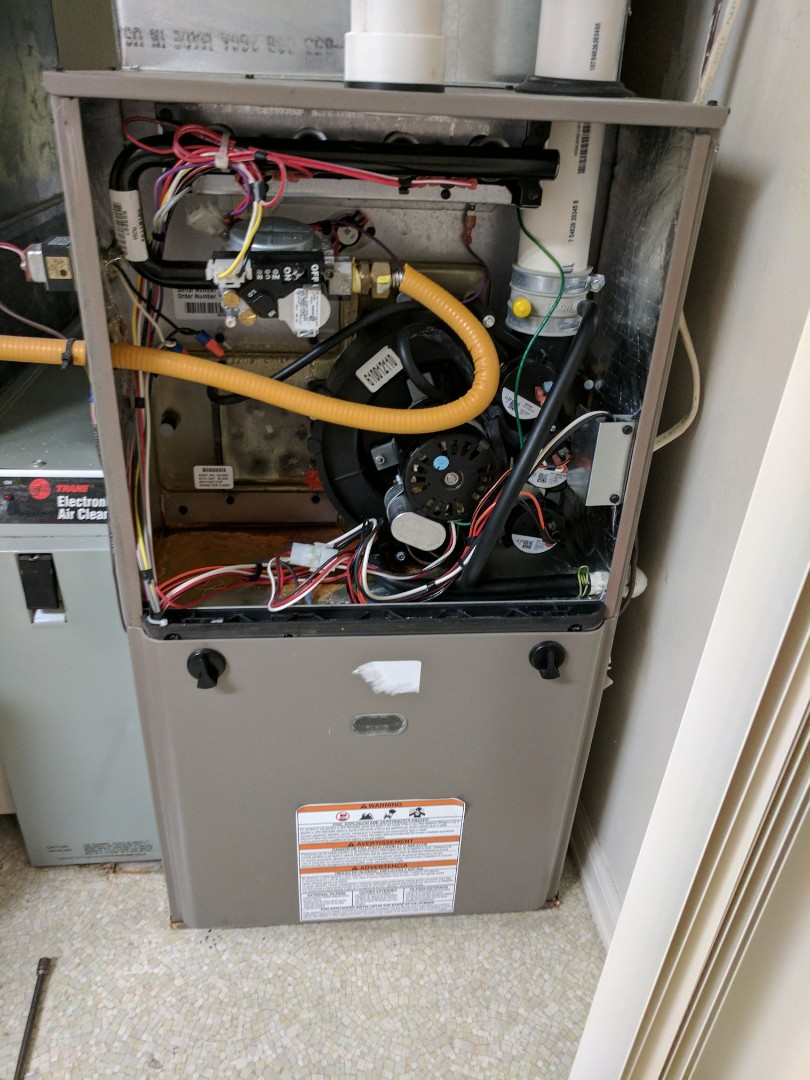 Greeley, CO - Repair York service furnace cleaning