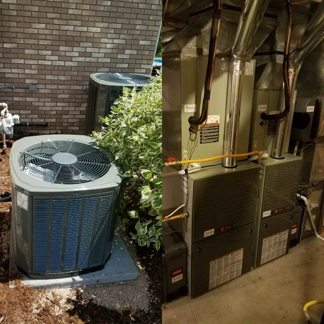Greeley, CO - 2 system Trans furnace and AC install Greeley