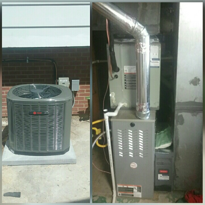Greeley, CO - Install Trane AC in Greeley