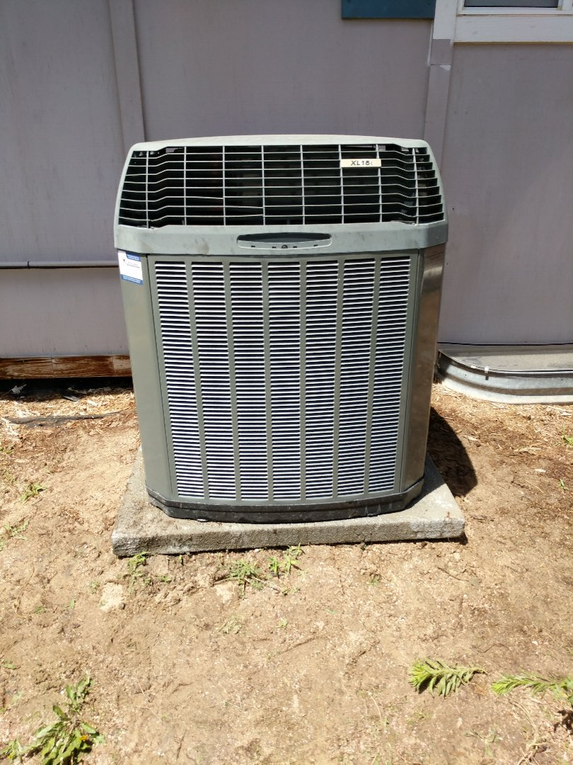 Greeley, CO - Clean and check Trane AC service