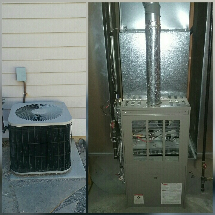 Greeley, CO - Replace Goodman furnace and Goodman AC in Greeley