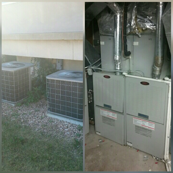 Greeley, CO - Replace Tempstar furnaces and AC units in greeley