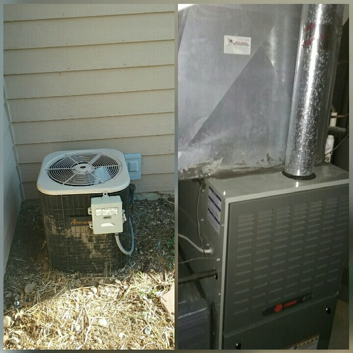 Greeley, CO - Replace Amana AC in Greeley