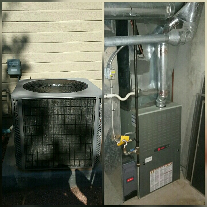 Greeley, CO - Replace York AC in Greeley