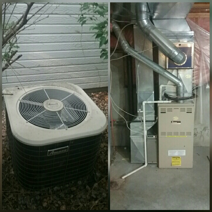 Greeley, CO - Replace Amana AC and Amana furnace in Greeley
