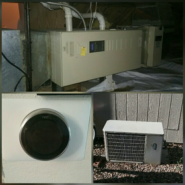 Loveland, CO - Replace Carrier Furnace and Carrier AC in Loveland