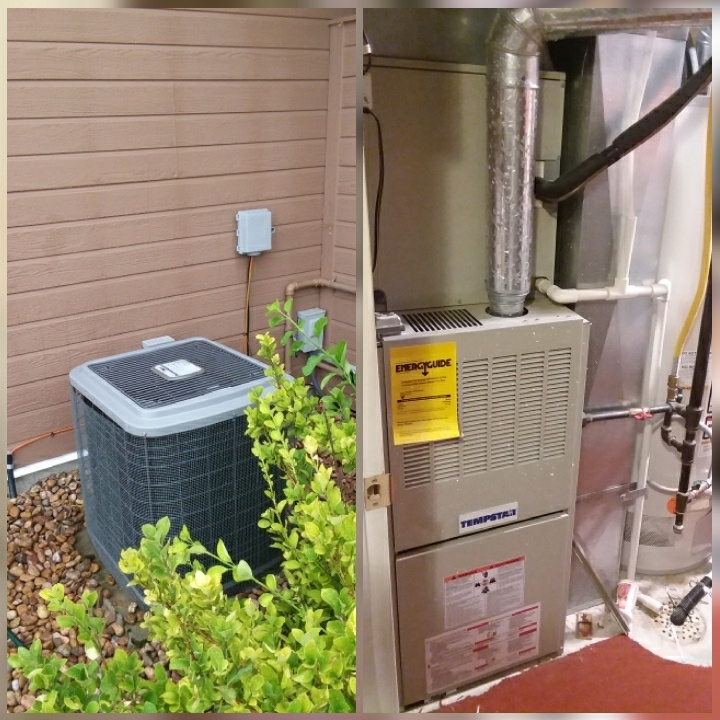 Greeley, CO - Replace Tempstar furnace and Tempstar AC in Greeley