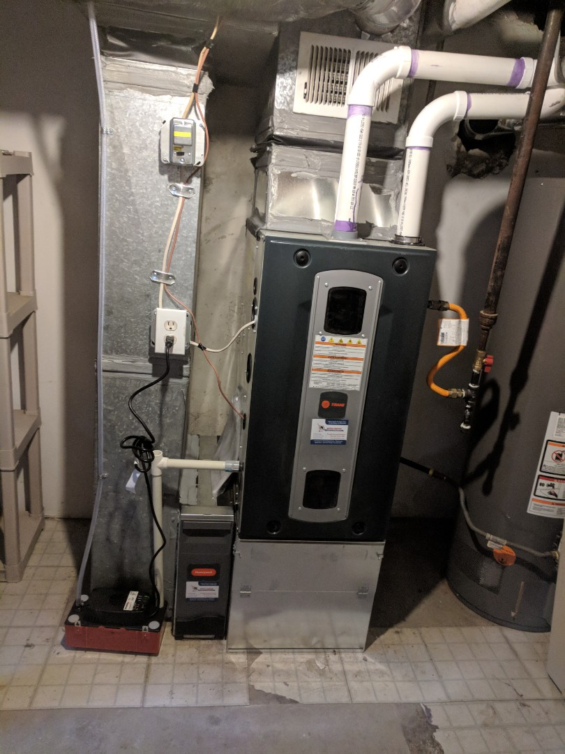 Greeley, CO - Replacement furnace (finished)