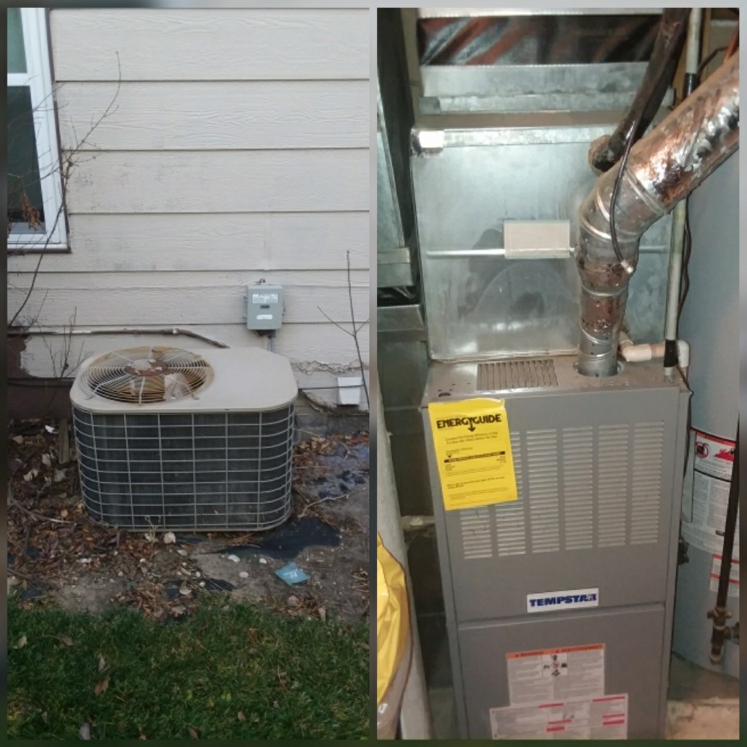 Greeley, CO - Replace Tempstar the furnace and AC in Greeley