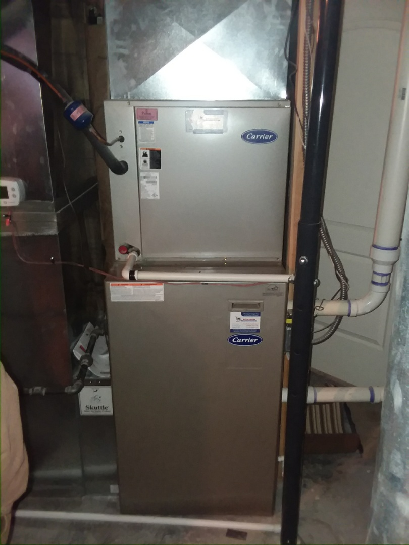 Greeley, CO - Replace Carrier furnace and Carrier AC in Greeley