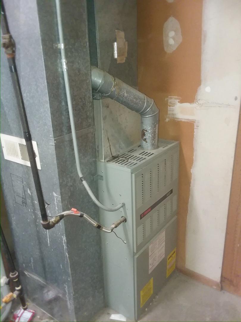 Pierce, CO - Replace Trane furnace in Pierce