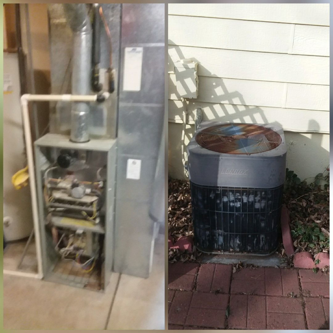 Fort Collins, CO - Replace Trane furnace and Lennox AC in Fort Collins