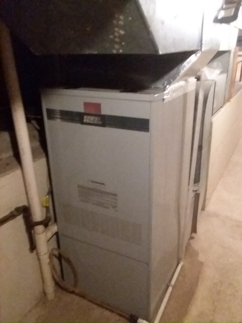 Eaton, CO - Replace Heil furnace and AC in Eaton