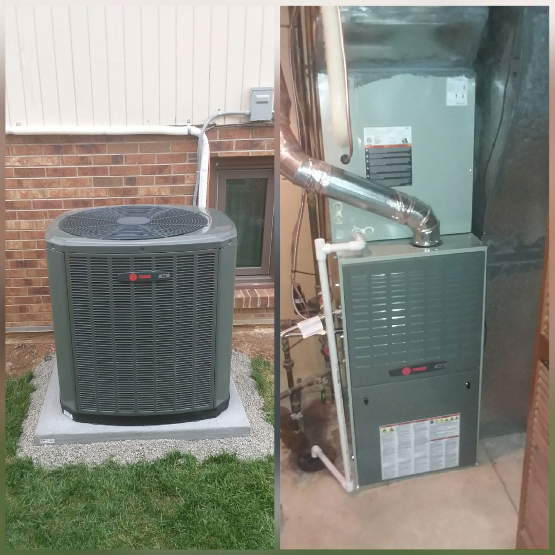 Air Conditioning In Greeley Affordable Heating Denver Services Replacing A Thermostat Meanings Of Windsor Co Install Trane 80 Furnace And Two Stage Ac