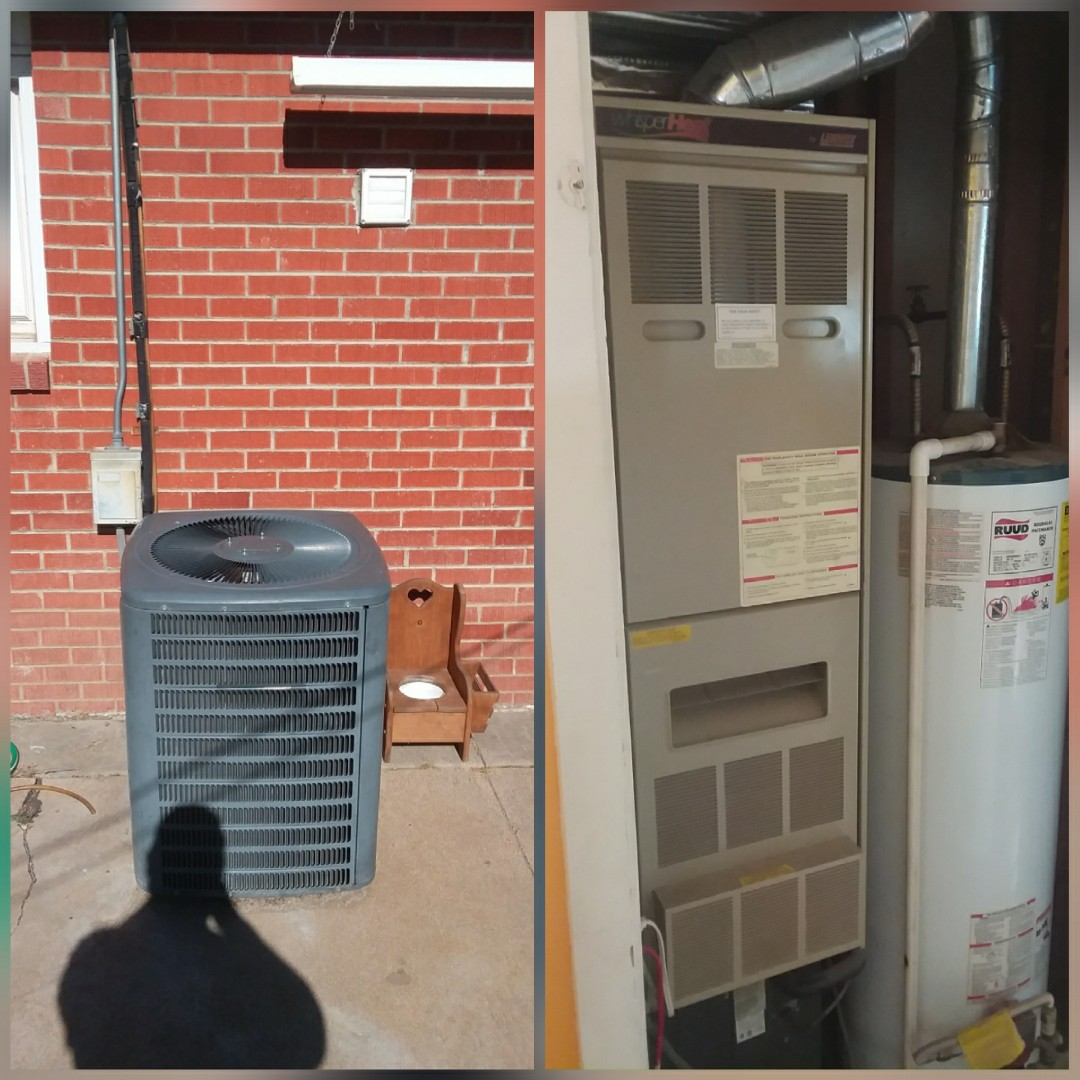 Evans, CO - Replace Lennox furnace and Lennox AC in Greeley