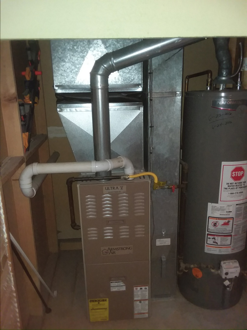 Fort Lupton, CO - Replace Armstrong Air furnace in Gilcrest