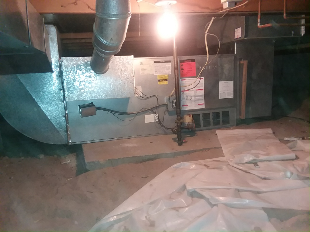 Greeley, CO - Replace furnace in Greeley