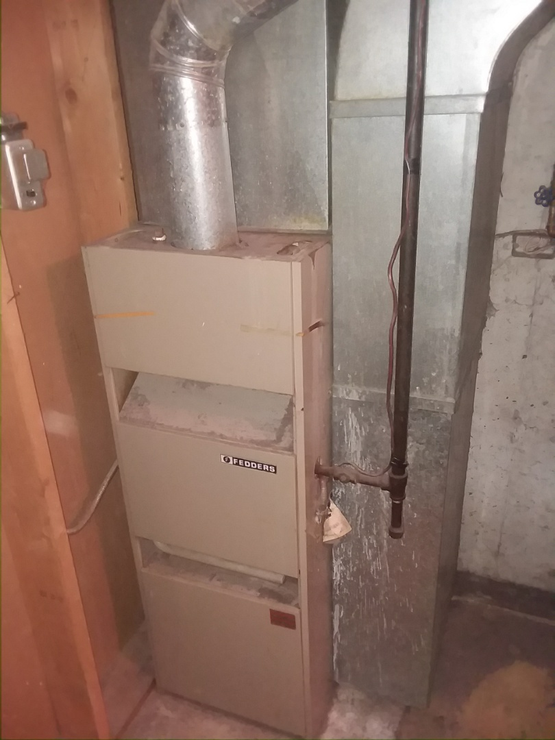 Greeley, CO - Replace Fedders furnace in Greeley