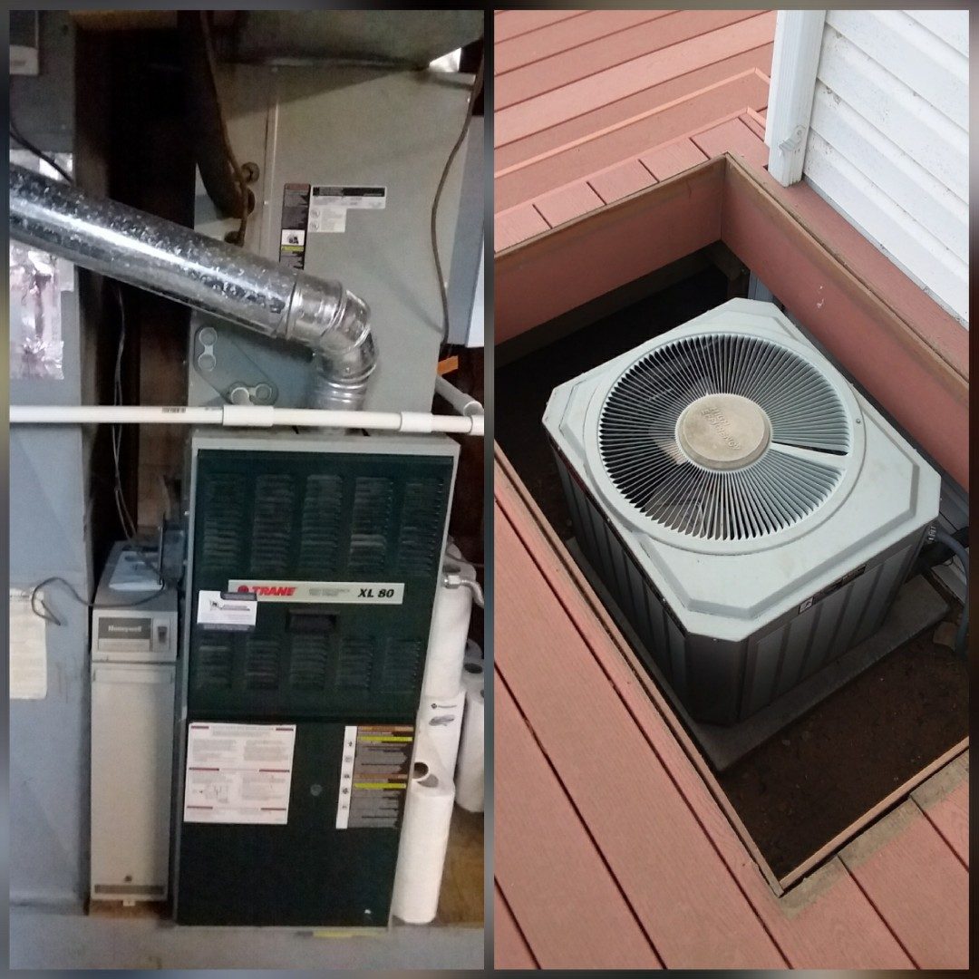 Greeley, CO - Replace Trane furnace and Trane AC in Greeley